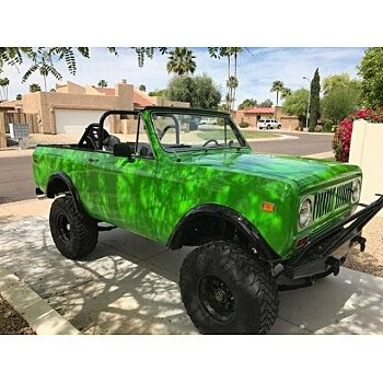 1974 International Harvester Scout for sale 101014663