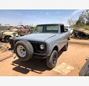 1974 International Harvester Scout for sale 101391705