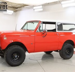 1974 International Harvester Scout for sale 101394679