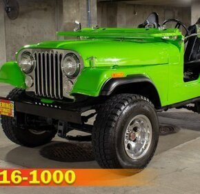 1974 Jeep CJ-5 for sale 101128061