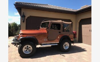 1974 Jeep CJ-5 for sale 101221172