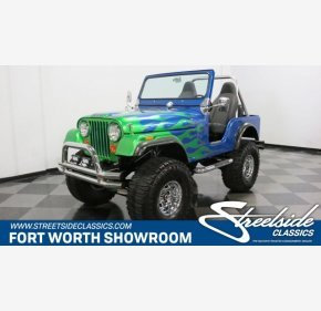 1974 Jeep CJ-5 for sale 101221705