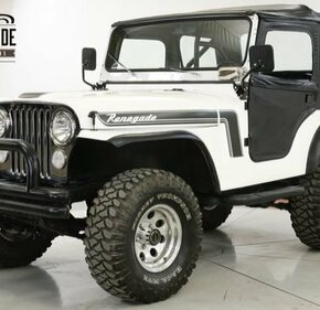 1974 Jeep CJ-5 for sale 101267836