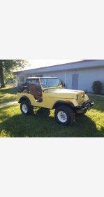 1974 Jeep CJ-5 for sale 101382109