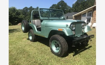 1974 Jeep CJ-5 for sale 101406511