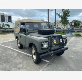 1974 Land Rover Series III for sale 101343816