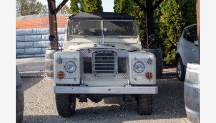 1974 Land Rover Series III for sale 101335456