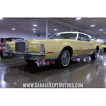 1974 Lincoln Continental for sale 101177572