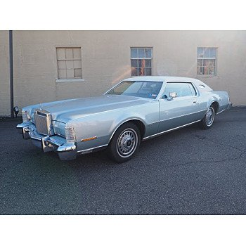1974 Lincoln Continental for sale 101221770