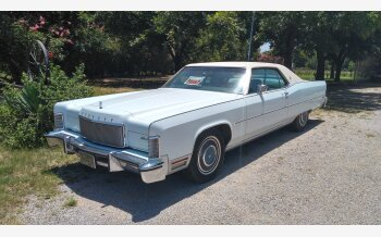 1974 Lincoln Continental for sale 101365030