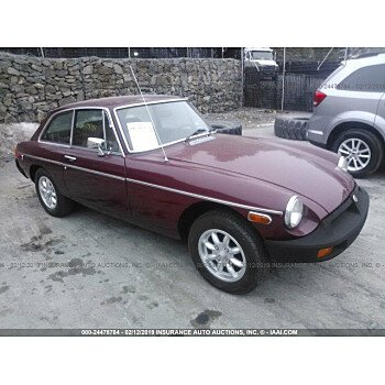 1974 MG MGB for sale 101102233