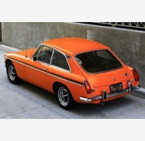 1974 MG MGB for sale 101017149
