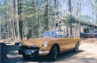 1974 MG MGB for sale 101106317