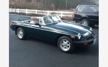 MG MGB Import Classics for Sale - Classics on Autotrader