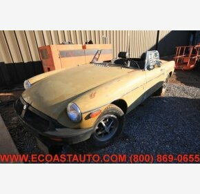 1974 MG MGB for sale 101326187