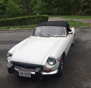 1974 MG MGB for sale 101328538