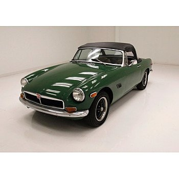 1974 MG MGB for sale 101348333