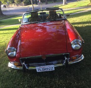 1974 MG MGB for sale 101380731