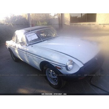 1974 MG MGB for sale 101541584