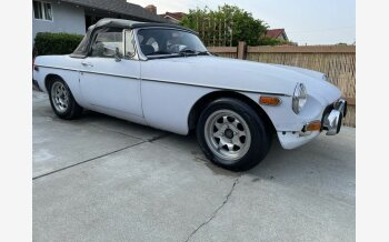 1974 MG MGB for sale 101616748