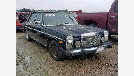 1974 Mercedes-Benz 240D for sale 101103900