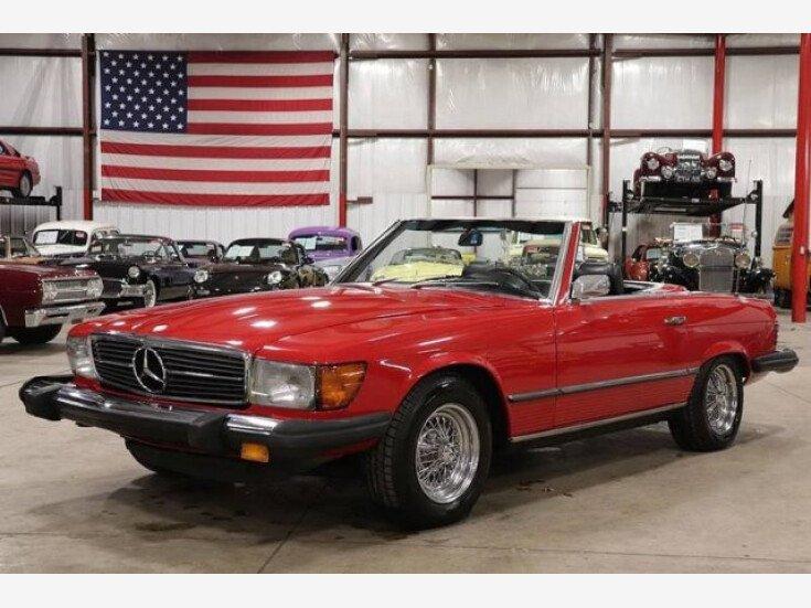 1974 Mercedes-Benz 450SL for sale near Grand Rapids