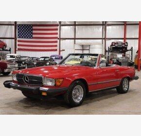 1974 Mercedes-Benz 450SL for sale 101101107