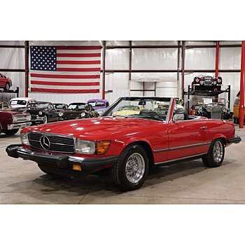 1974 Mercedes-Benz 450SL for sale 101101107