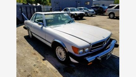1974 Mercedes-Benz 450SL for sale 101207440