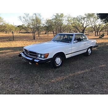 1974 Mercedes-Benz 450SL for sale 101221789