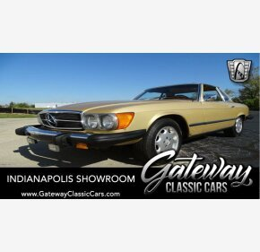 1974 Mercedes-Benz 450SL for sale 101227065