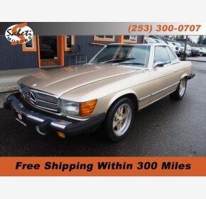 1974 Mercedes-Benz 450SL for sale 101270324