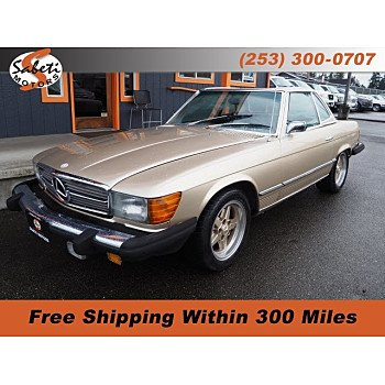1974 Mercedes-Benz 450SL for sale 101270324