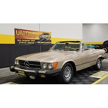 1974 Mercedes-Benz 450SL for sale 101388917