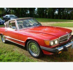1974 Mercedes-Benz 450SL for sale 101412805