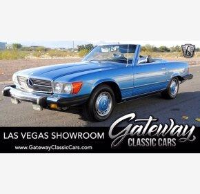 1974 Mercedes-Benz 450SL for sale 101462207