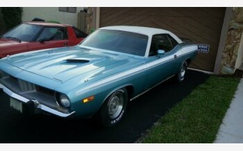 1974 Plymouth Barracuda for sale 101323589