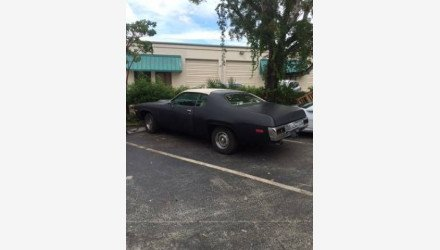 1974 Plymouth Satellite for sale 101004143
