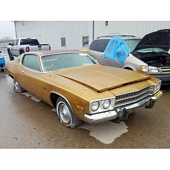 1974 Plymouth Satellite for sale 101259629