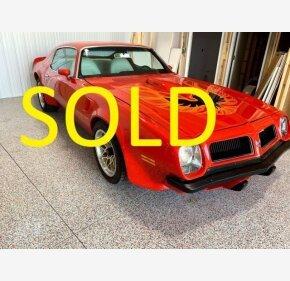 1974 Pontiac Firebird for sale 101210622