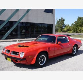 1974 Pontiac Firebird for sale 101391939