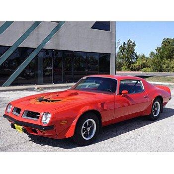 1974 Pontiac Firebird for sale 101391939