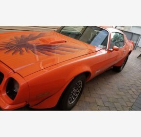 1974 Pontiac Firebird for sale 101416107