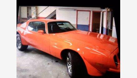 1974 Pontiac Firebird for sale 101416107