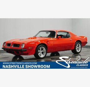 1974 Pontiac Firebird for sale 101436424