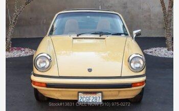 1974 Porsche 911 Targa for sale 101525767