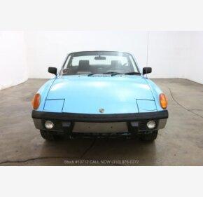 1974 Porsche 914 for sale 101126084