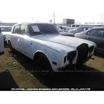 1974 Rolls-Royce Silver Shadow for sale 101102394