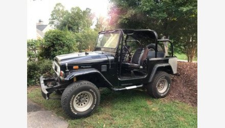 1974 Toyota Land Cruiser for sale 101046122