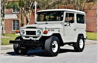1980 Toyota Land Cruiser Classics for Sale - Classics on
